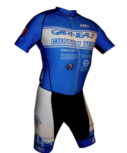 skin suit for ultra cycling
