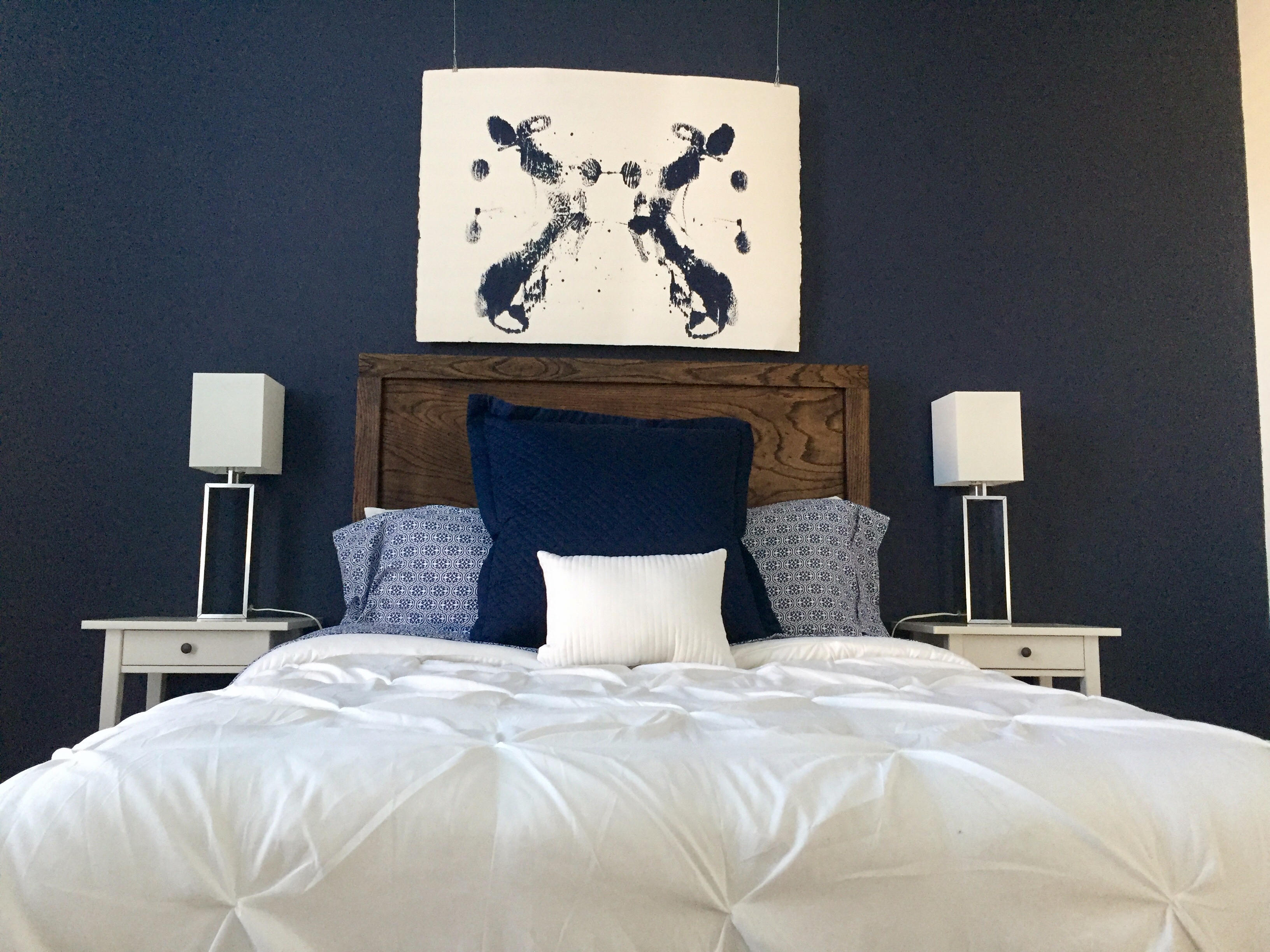 navy bedroom jordanpfowler
